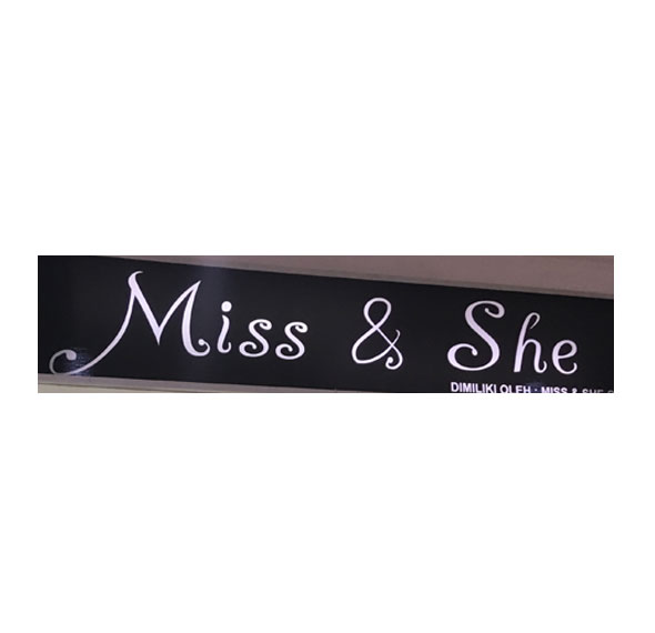 Miss & She Collections